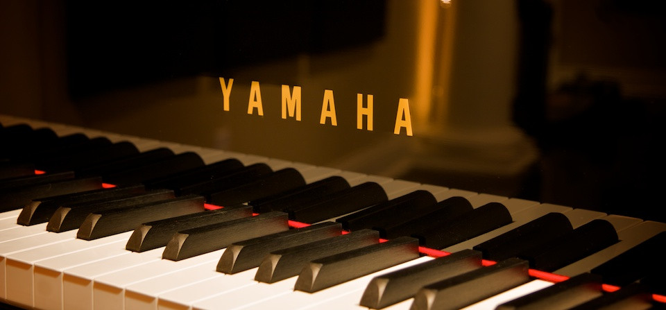 Yamaha Acoustic Grand Piano