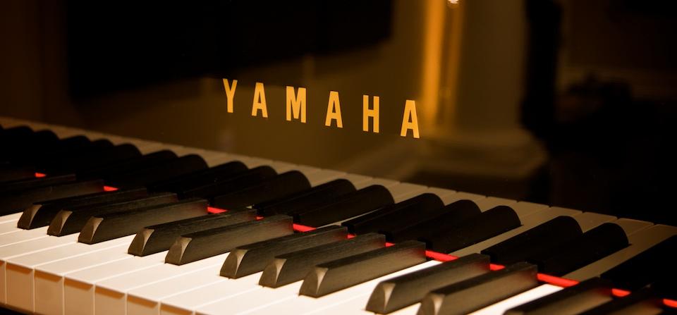 Yamaha Acoustic Grand Piano