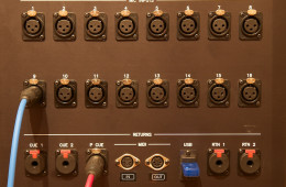 ISO 1 Mic Panel