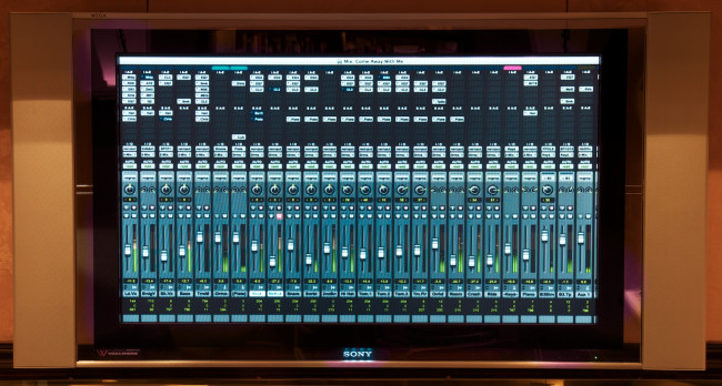 Sony XBR 42″ Display