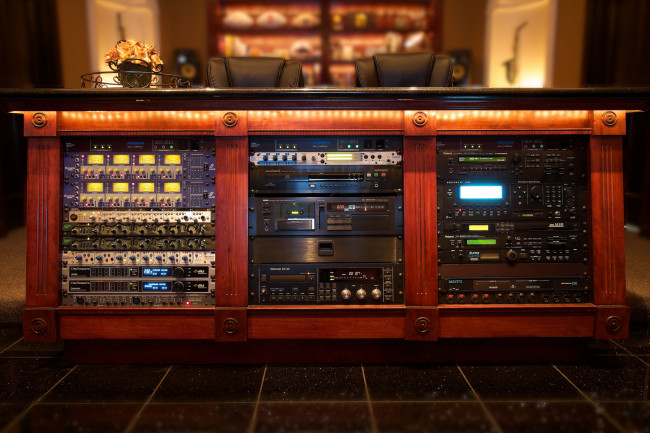 Producer's Console